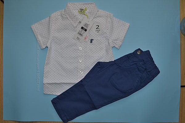 Костюм джентельмена Cool Club, рубашка, брюки