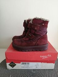 Термо ботинки Superfit 25 размер