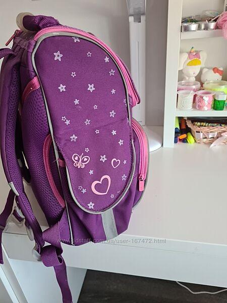 Рюкзак школьный Kite, для девочки