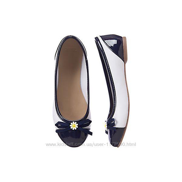 Новые туфли размер 26 27 28 29 балетки мокасины тапки школьные нарядные