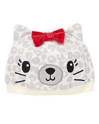 Новые шапки Gymboree для малышей и не только 12 месяцев 2 3 4 года котик