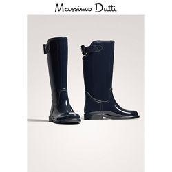 Очень красивые резиновые сапоги Massimo Dutti 34-35