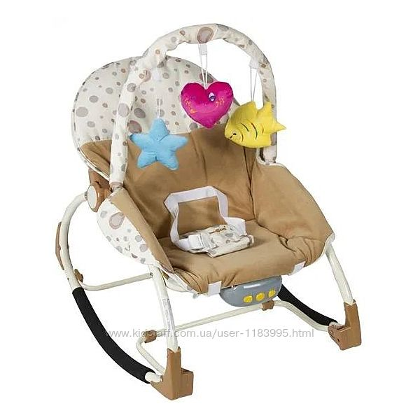 Детское кресло-шезлонг Zopa Сопа