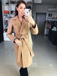 Шерстяное пальто Катрин