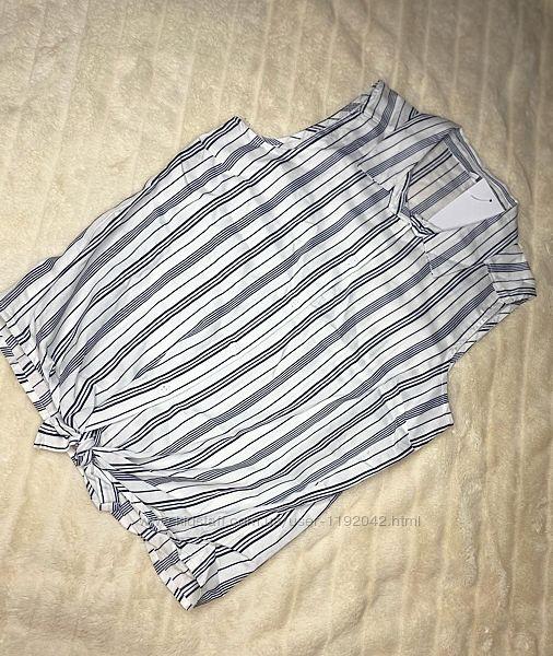 Летняя рубашка-маечка на девочку