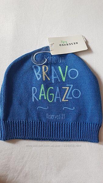 Нова шапочка для малюка