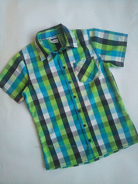 Рубашка с коротким рукавом Yigga