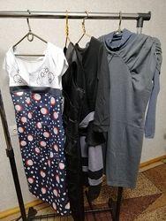 Платья разные на 48-52р
