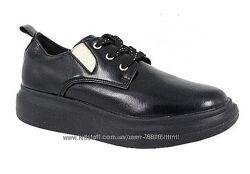 Акция. Черные закрытые туфли