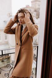 Женское стильное пальто Season Бербери