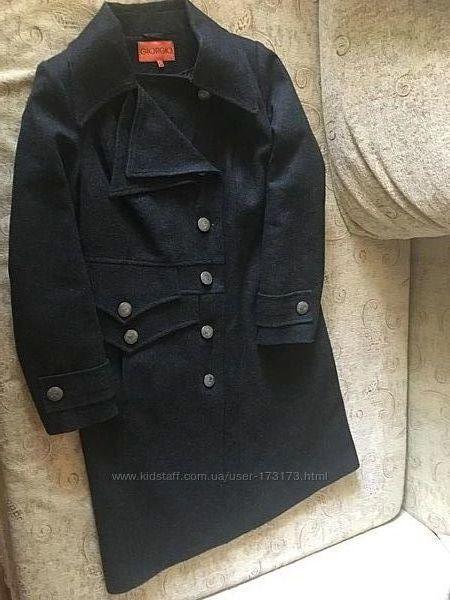 Пальто женское зимнее шерсть в идеальном-новом состоянии в наличии