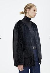 Двухсторонняя куртка oversize Pull&Bear р. М