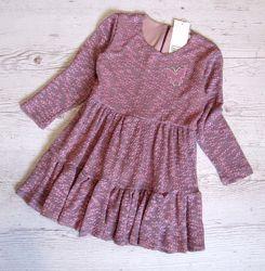Р.128-152 распродажа детское платье Валерия