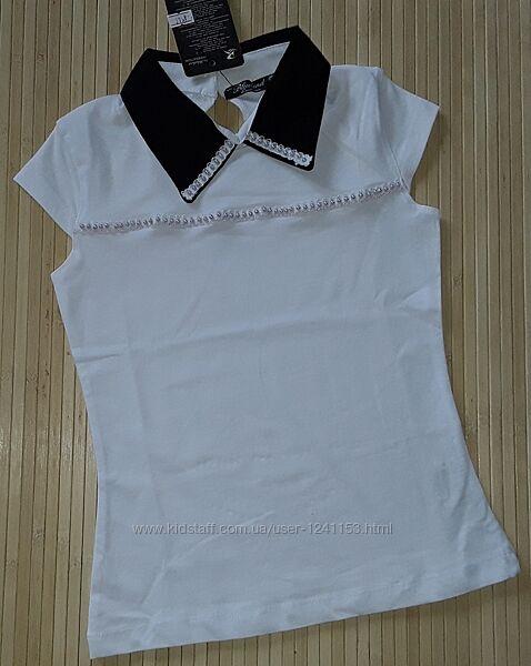 Шикарная школьная блузочка