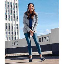 Размеры евро 38, 40, 42, 44, 46 48, 50 Стильный женский пиджак Tchibo