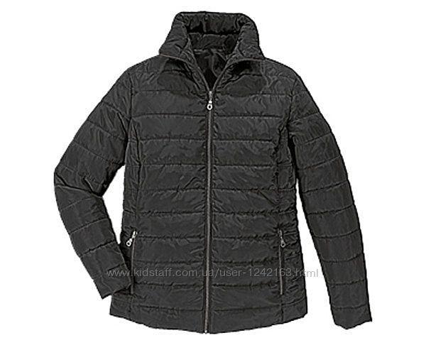 Размер евро 50. Стеганная женская деми куртка, от blue motion, Германия.