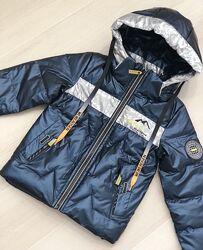 Демісезонна куртка хлопчику, ріст 98,104,110,122см