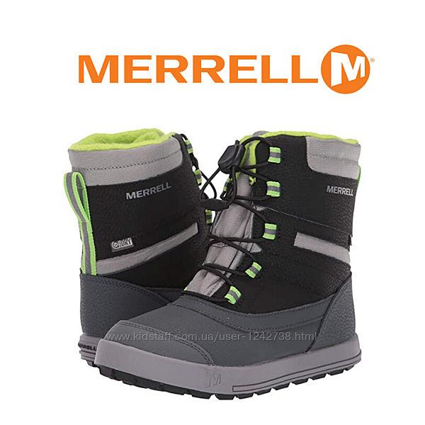 Merrell ботинки сапоги зимние оригинал р.36