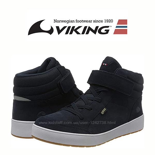 Viking деми ботинки оригинал мембрана GORE-TEX бренд Норвегия