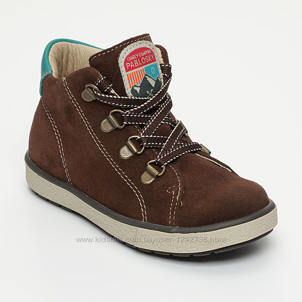 Pablosky деми ботинки оригинал Испания р.32,33,34,35