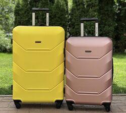 Чемодан чемоданы валіза Wings 147 на 4-х колёсах