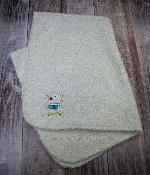 Плед в коляску/кроватку, покрывало для детской кроватки