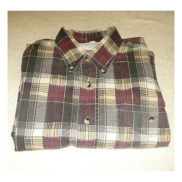 Рубашка хлопок плотная 48-50. XL.