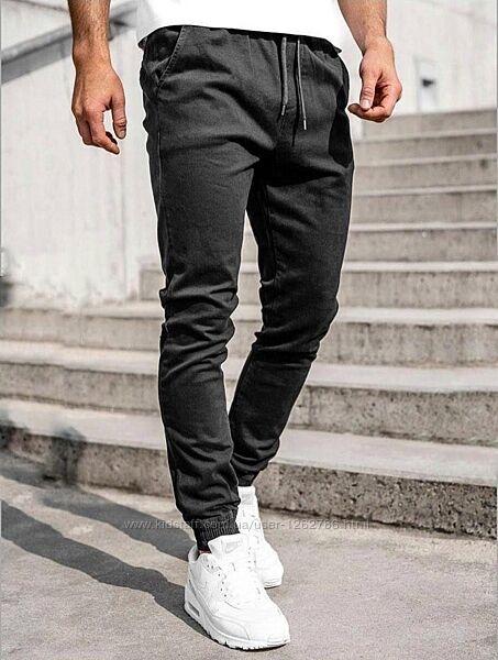 Стильные мужские штаны коттон. Размер 44-46, 48-50, 52-54