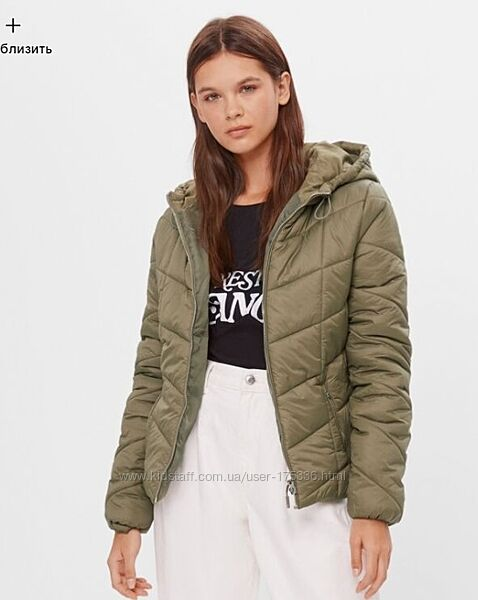 Демисезонная куртка Бершка