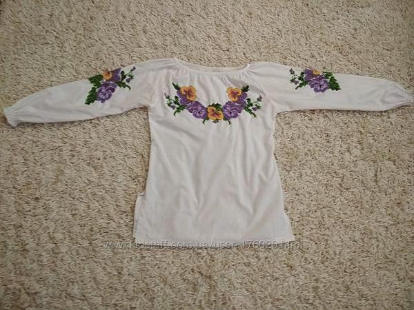 Блуза- вишиванка