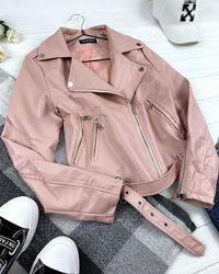 Модная куртка -косуха, 4 расцветки, Артикул 901-1