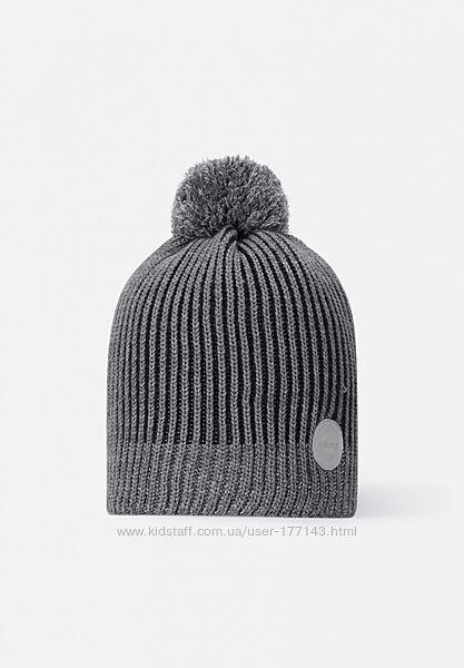 Зимняя шапка шлем для мальчика Reima. Размеры 48 - 58.