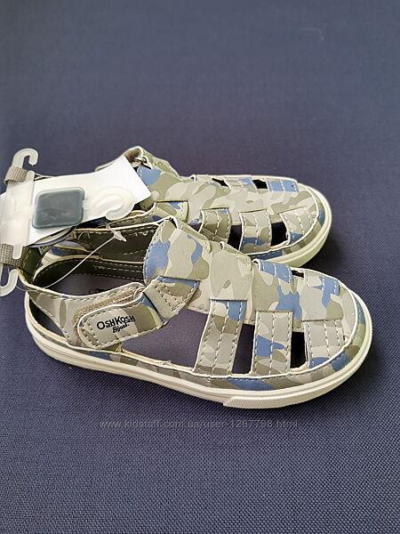 Босоніжки Oshkosh Carters сандалі босоножки сандалии ошкош картерс