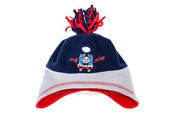 Флисовая шапка Mothercare Thomas&Friends. Размер 1-3 года
