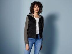 Качественная джинсовая куртка Esmara Германия, размер 36евро наш 42