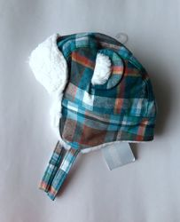 Тепла дитяча шапка 12-24 міс. Gymboree  / теплая шапка для малыша