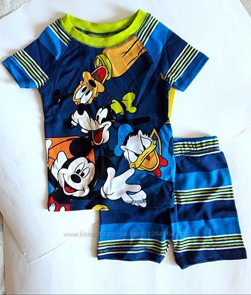 Дитячі піжами Disney 2 роки ріст 90 см / пижама для мальчика