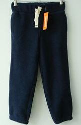 Дитячі спортивні теплі штани 4-6р. ріст 96-120 см Gymboree
