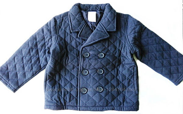 Стьогана дитяча куртка 4р. , ріст 100-107см Gymboree / Стеганная куртка