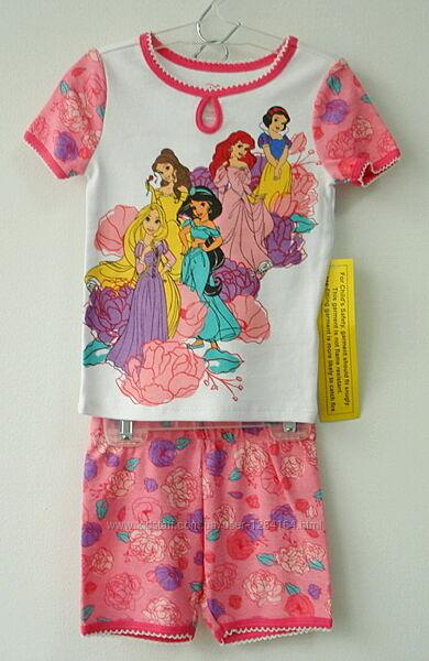 Піжама дівчинці 2р 90см Disney Принцеси/Детская пижама Дисней девочке