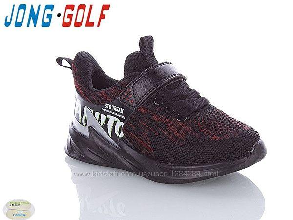 Модные кроссовки для мальчиков Jong Golf размеры 25-35