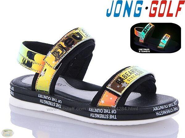 Модные летние босоножки, сандалии для девочек JongGolf размеры 26 - 36