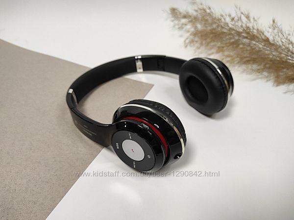 Беспроводные Bluetooth наушники S 460 с плеером и радио.