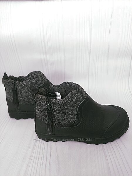 Крутые Ботинки Zara 16,5 см стелька