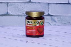 Витамины Mollers heart - 60 капсул