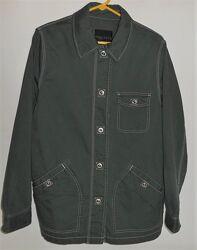 Sequence женская зеленая котоновая куртка пиджак жакет m