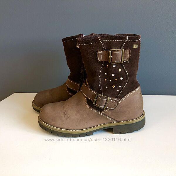 Шкіряні черевикі gabor 28 розмір