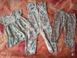 Комплект летней одежды Next 1,5-2 года
