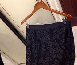 Новa. Спідниця брендова LAURA ASHLEY оригінал  EUR 40 L   тканина тоненьк