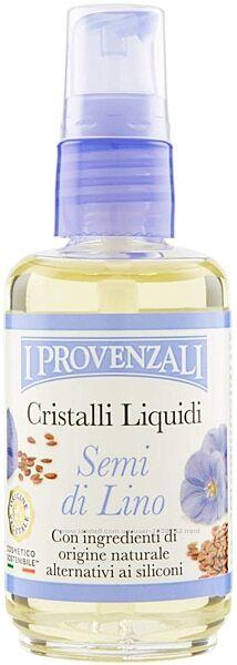 Жидкие кристаллы i provenzali с семенами льна, 50 мл